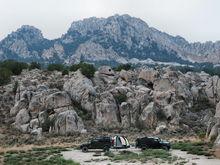 BLM land in northern Utah ...