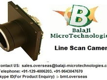 LINE SCAN CAMERA – BALAJI MICROTECHNOLOGIES (BMT)