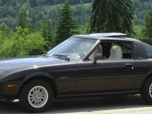 1979 Mazda RX7 Ltd Edition