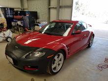 Garage - Racer