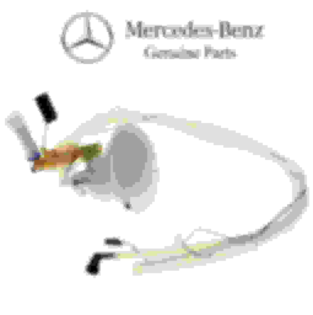 Fuel gauge shows 3/4 tank when full - MBWorld org Forums