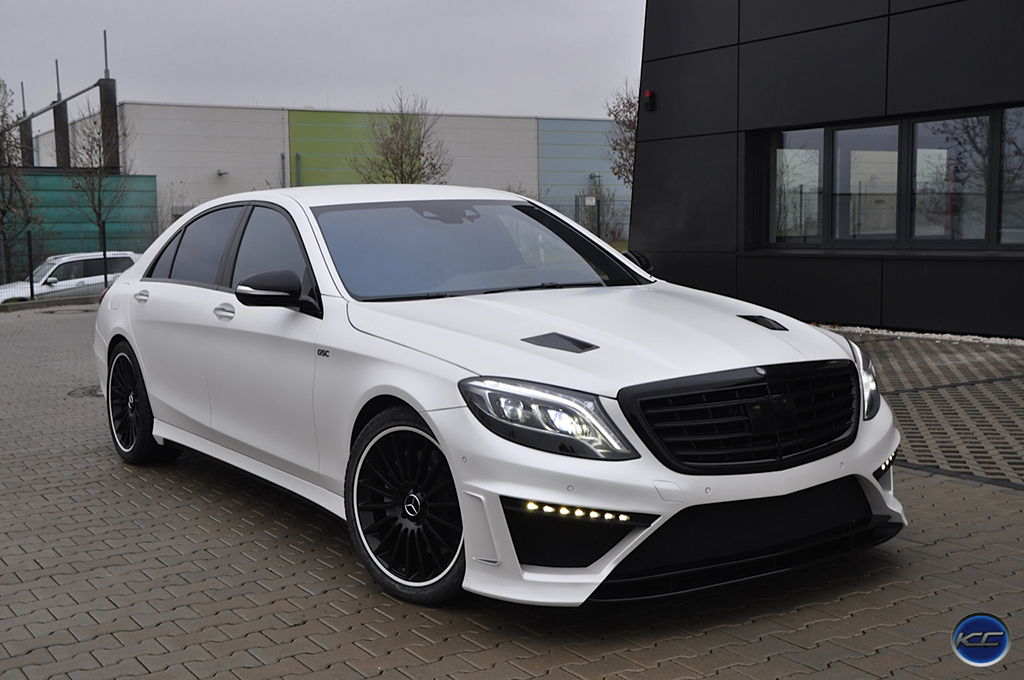 Gsc Body Kit For The W222 S Class Mbworld Org Forums