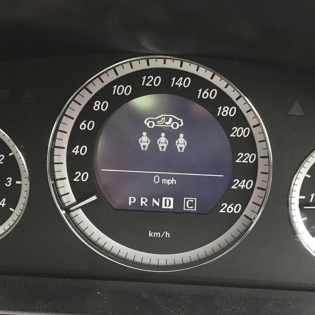 rear seat belt warning - mbworld forums
