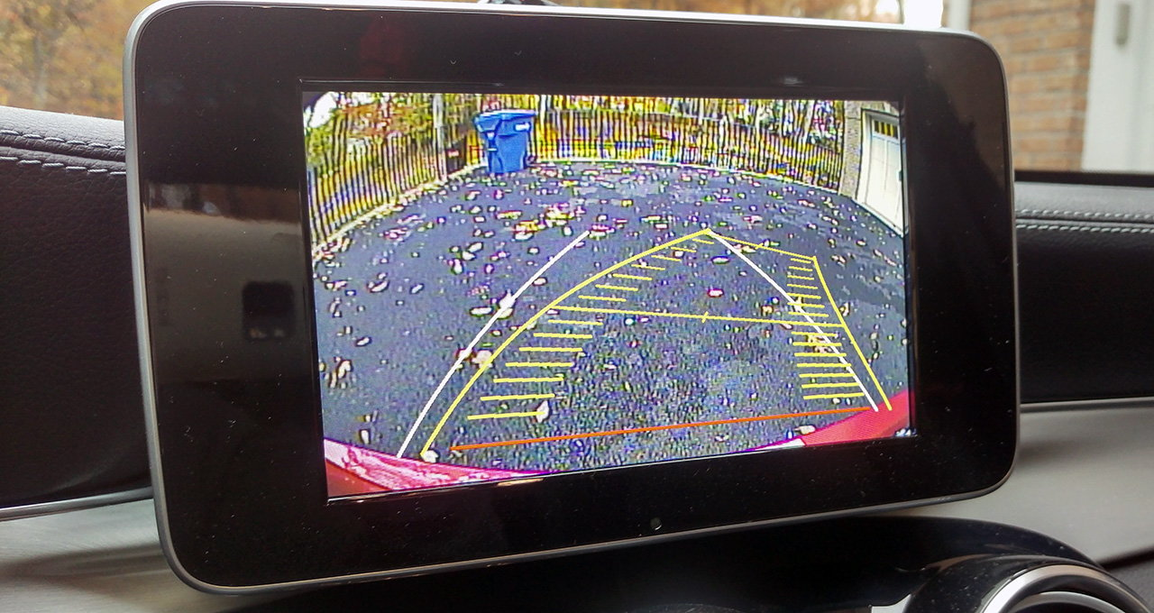 2016 C300 Aftermarket Rear View Camera Diy Install Forums Backup Wiring Diagram For 07 Acura Mdx Anyway This Was A Lot Of Fun To Its Been Almost Decade Since I Did Any Work Like On Car Ive Always Enjoyed Working Cars And The