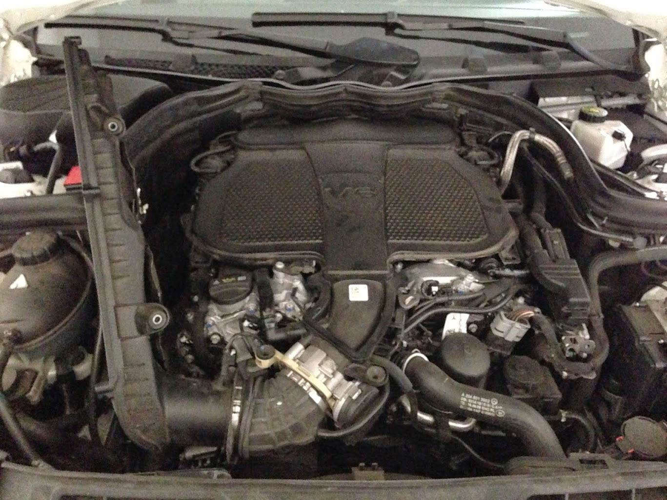 Replacing M276 Engine Air Filter S Mbworld Org Forums