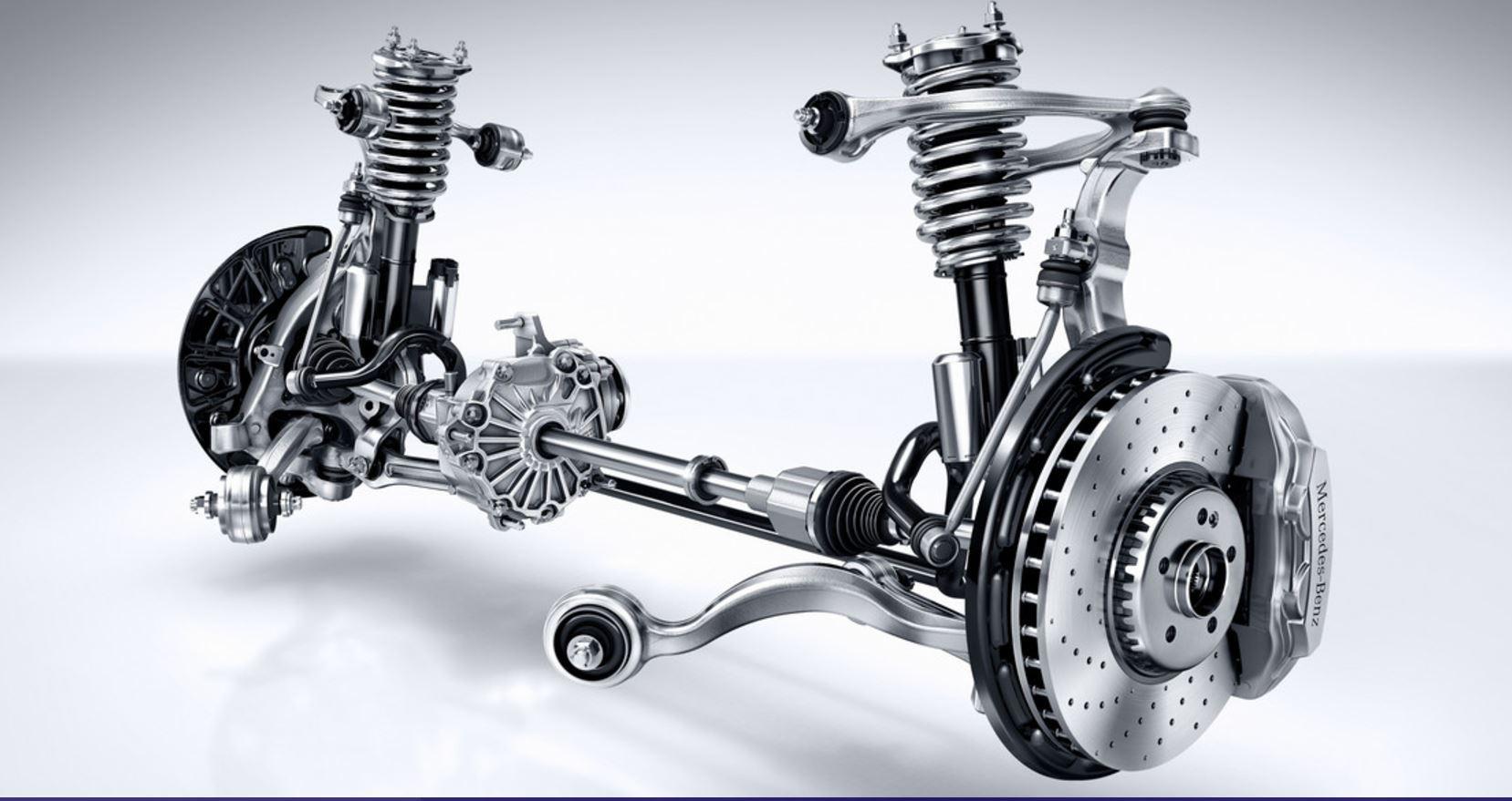 Ecs News Mercedes Benz W204 C300 C350 Front Lower Control Arms