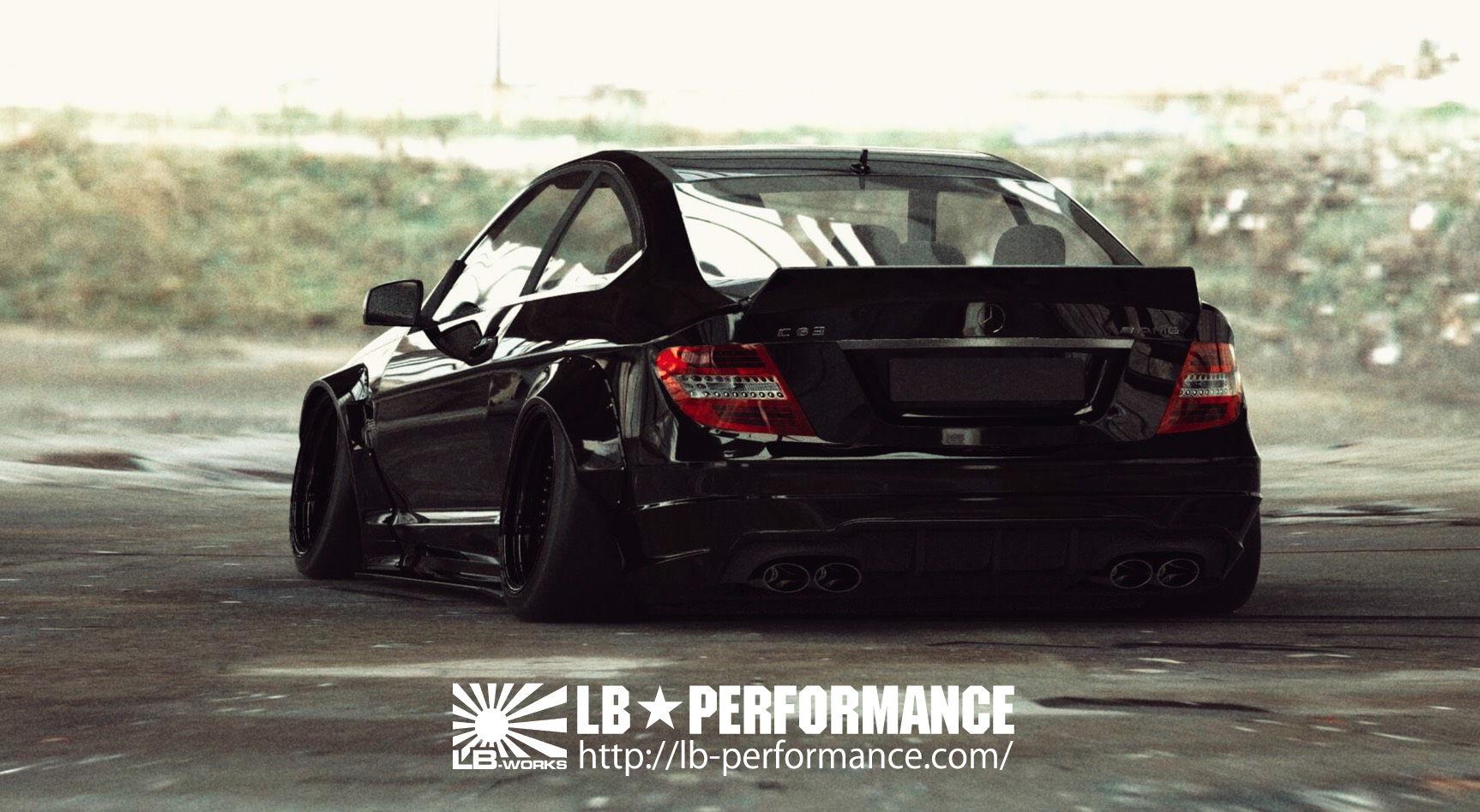 Mercedes Benz  Lb Wide X