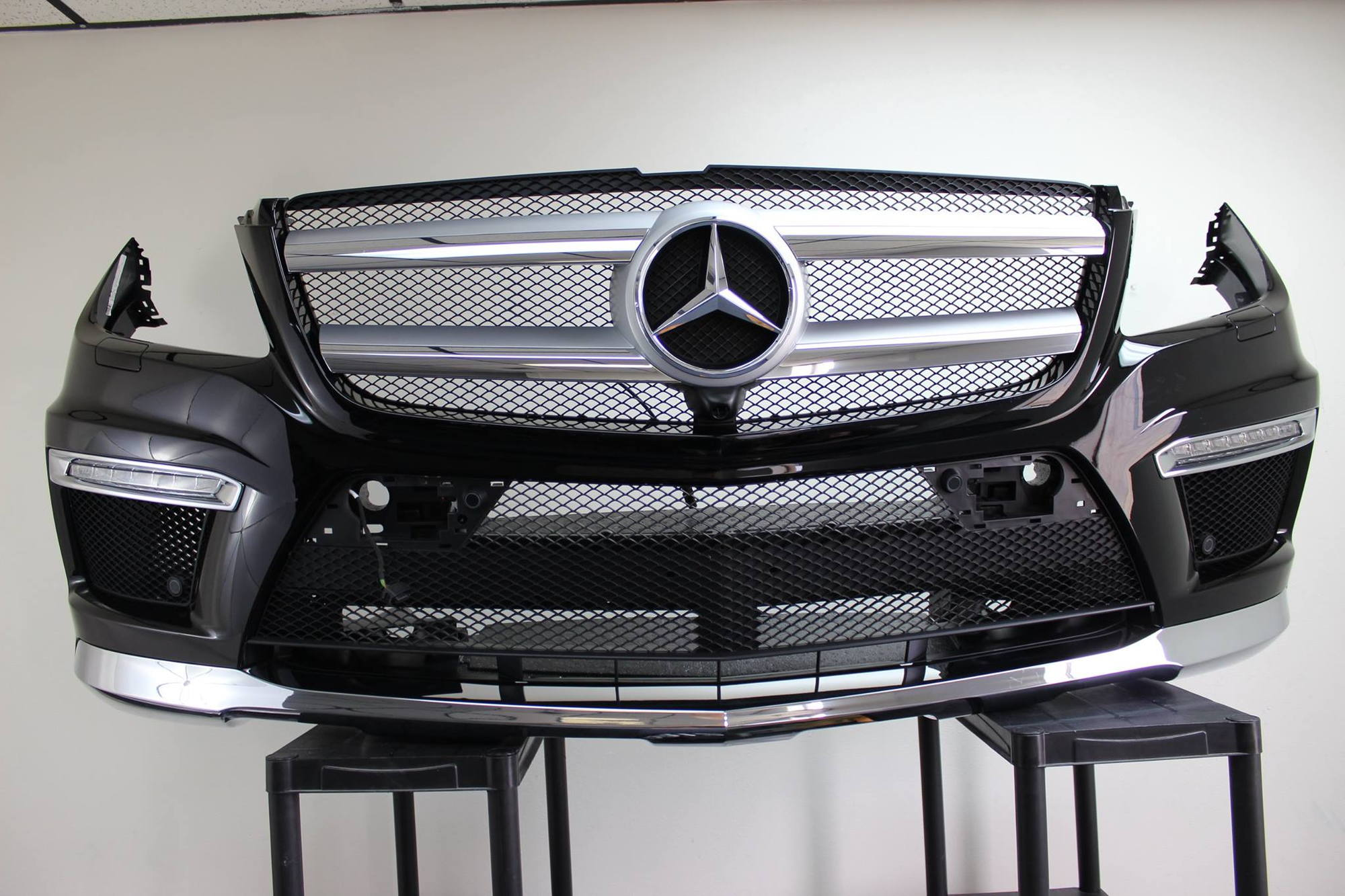 Can I Convert The Front End Of A Gl450 To A Gl550