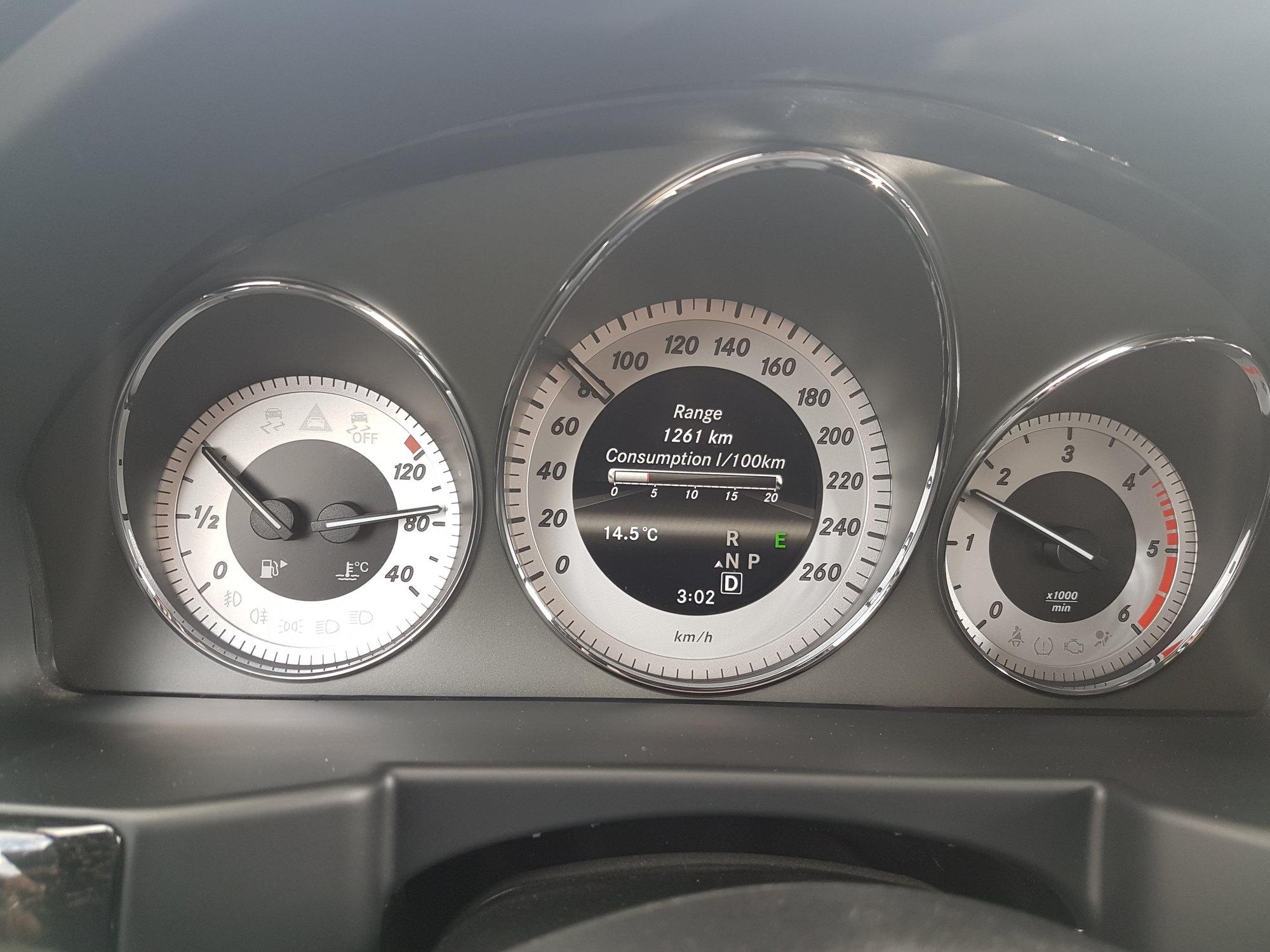 GLK 250 mileage - MBWorld org Forums