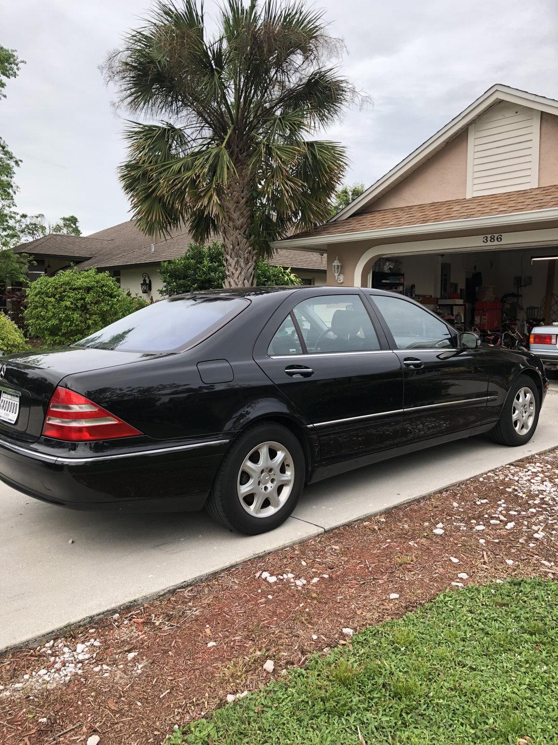 FS: 2002 S430 Black 83,000 miles $5500 - MBWorld.org Forums