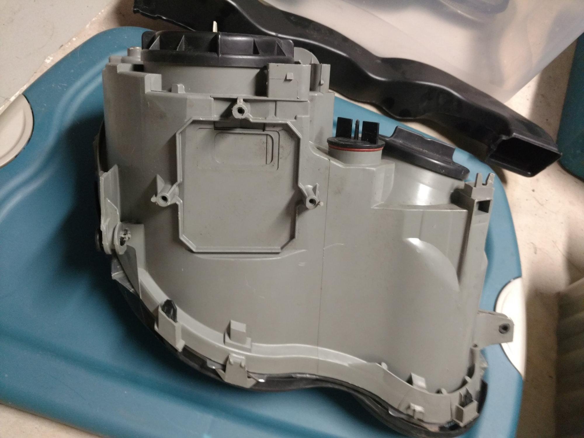 W203 C230 Part-Out: Coupe Headlamps, Front Clip + Misc Interior/Exterior