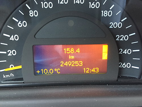 Change Colors in the Instrument Cluster - MBWorld org Forums