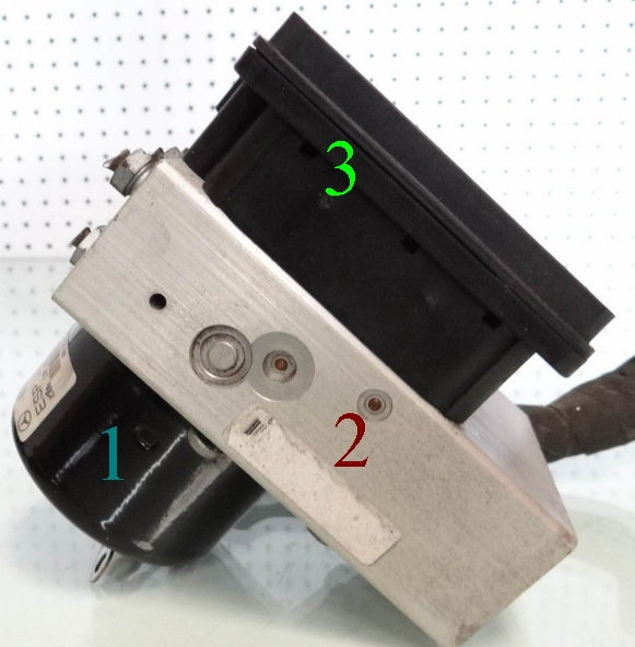 is n47-5 component only the black box labeled
