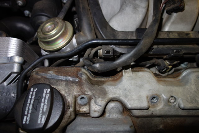 DIY Notes – Valve Cover Gaskets, CPS replacement, and MAF / Throttle