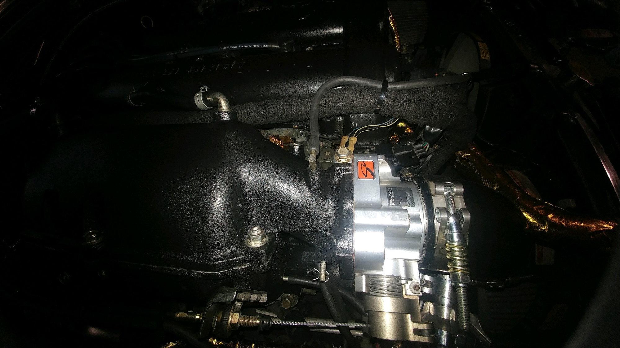 Vacuum Leak And Running Rich Miata Turbo Forum Boost Cars