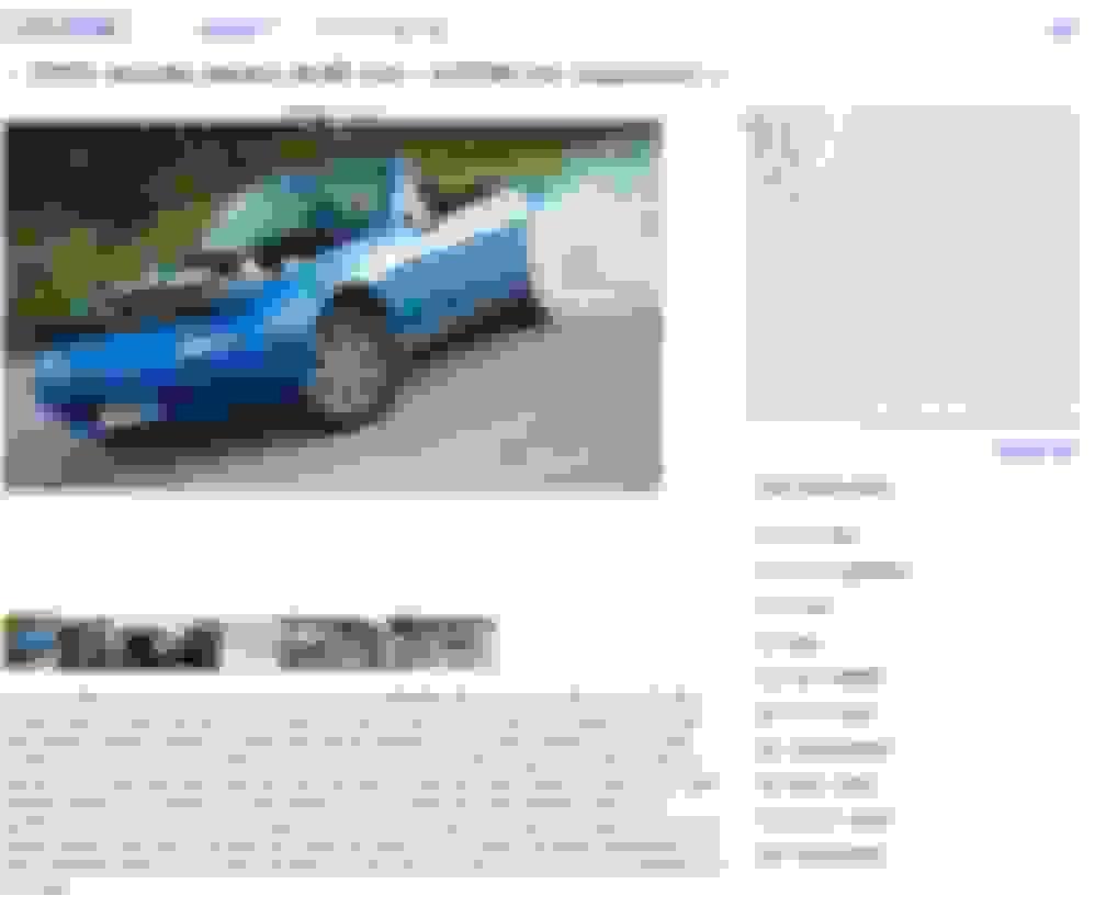 Craigslist Unique Finds Thread (pls scrape) - Page 102 - Miata Turbo