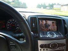 Movies while I drive :)