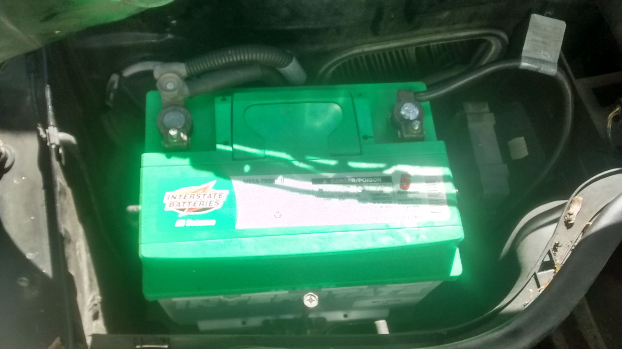 Battery replacement for 07 R56 Re mendation Page 2