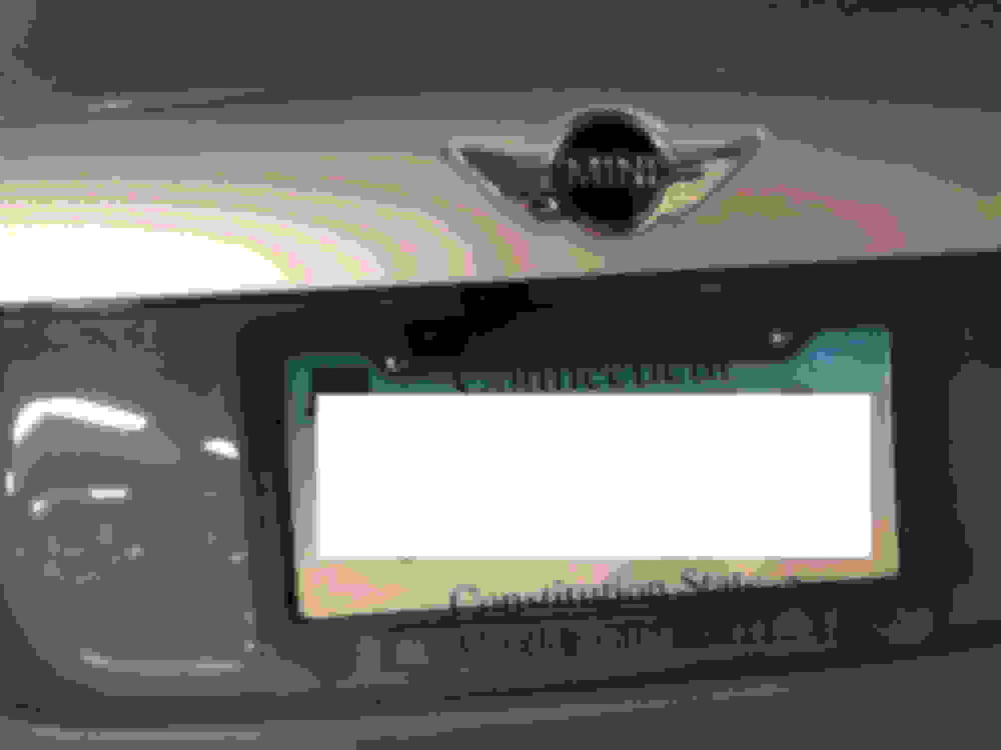 Interior/Exterior PDC (rear) and Backup Camera - North