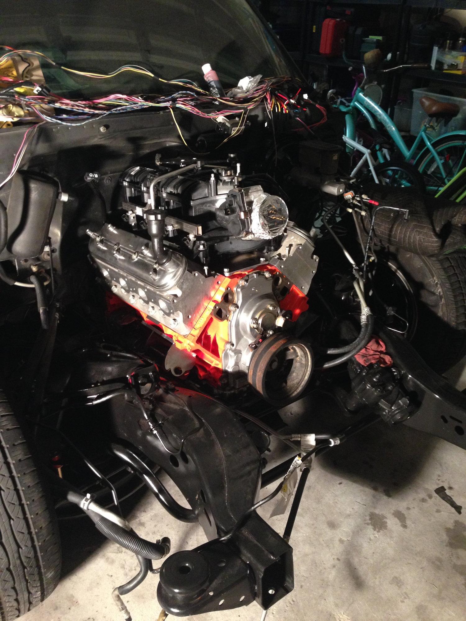 1999 Obs Tahoe Ls Swap Turbo Install
