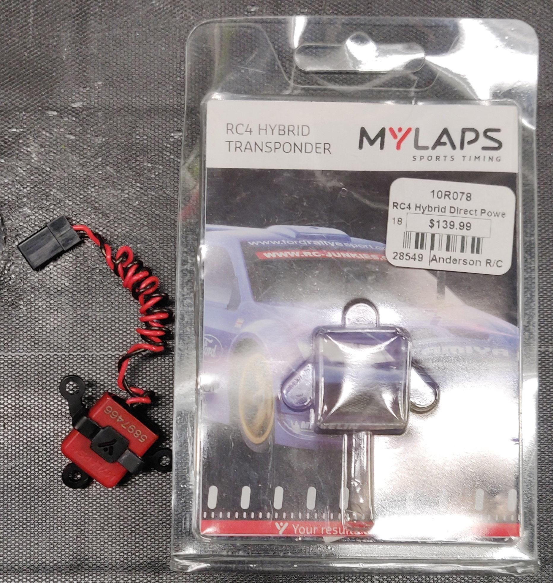 Mylaps 2 Wire Transponder  C Tech Forums
