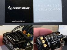 Hobbywing ESC/Motor