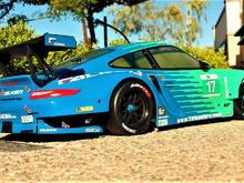 Exotek Yeah Racing Falken Porsche