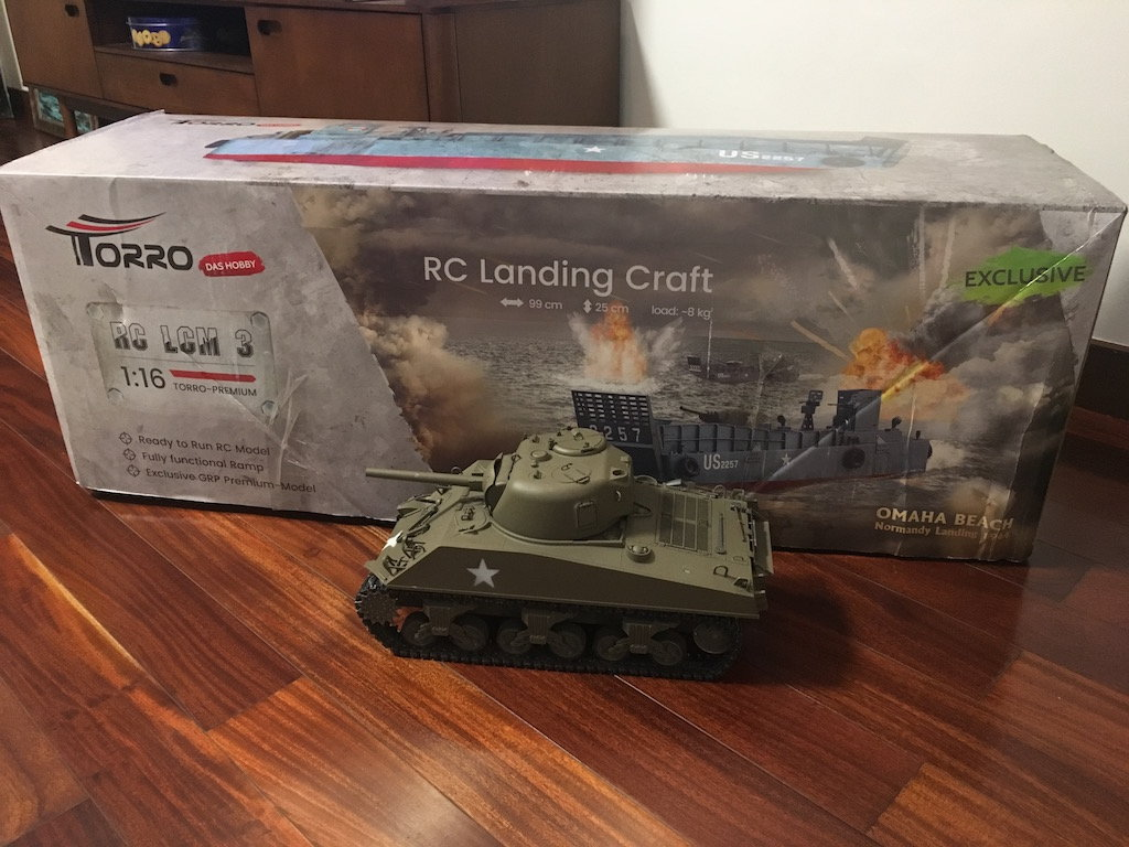 KY Model LCM3 ARTR - RCU Forums