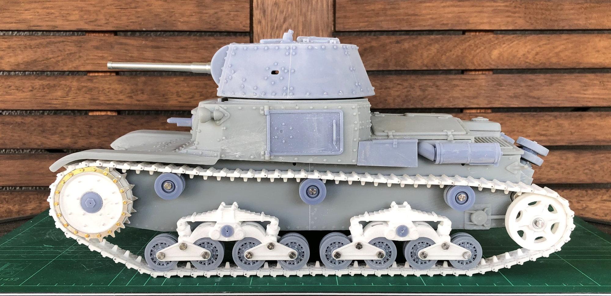 Semovente Fiat Ansaldo M40/75-18. Arrivo della scatola di montaggio 1/16 predisposto rc - Pagina 5 Gqore4m6_bbb962ff403fcd5cc5a6d3e03a86b6701c558141