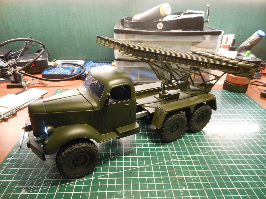 Jjrc q60 6x6 1/ 16 scale rc military truck - RCU Forums