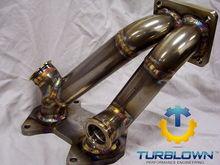FD3S Turbo Manifold