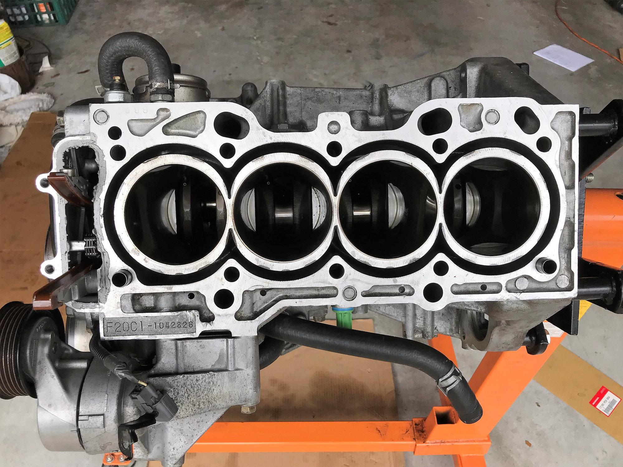 AP1 Engine Rebuild