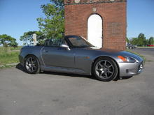 S2000 with Prodrives
