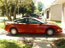 Just bought this 2002 Saturn SC1