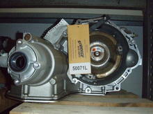 transmission with only 10 miles on it