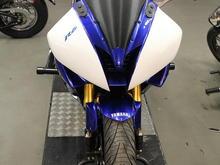 Yamaha R6r -07 in 2015