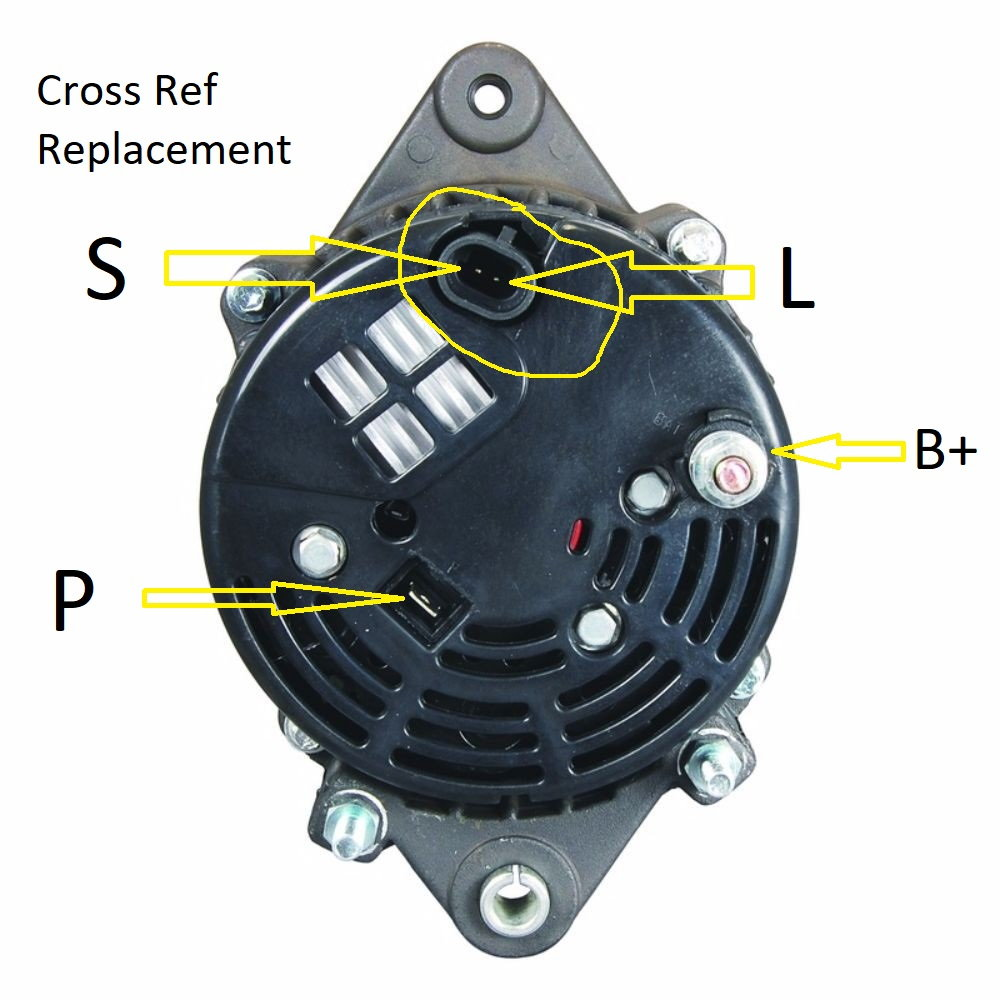 [CSDW_4250]   Hopefully a quick alternator question - The Hull Truth - Boating and  Fishing Forum | Delco Marine Alternator Wiring Diagram |  | The Hull Truth