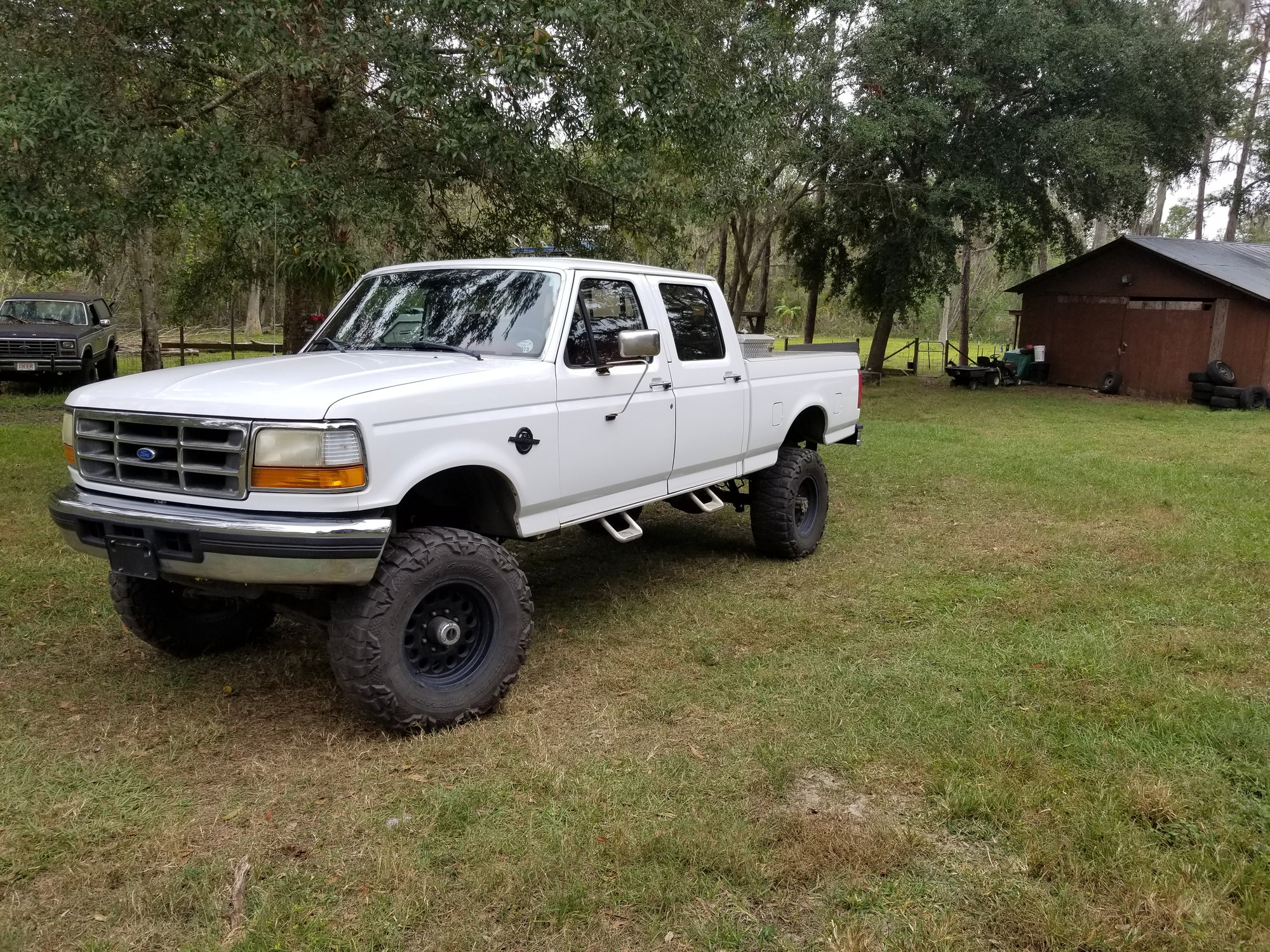 Wanted Ford Obs 7 3 Crewcab The Hull Truth Boating And Fishing Forum