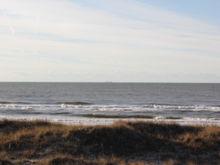 North Carolina's southern shore