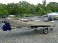 1976 Classic Boston Whaler 2011 Yamaha 70 4 sale
