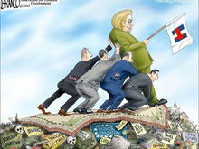 Proppping Hillary Up zps4agpnct2