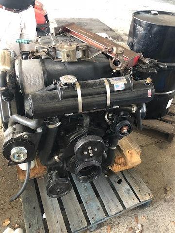 1998 Mercruiser 454 7 4 BBC EFI Engine, Velvet Trans