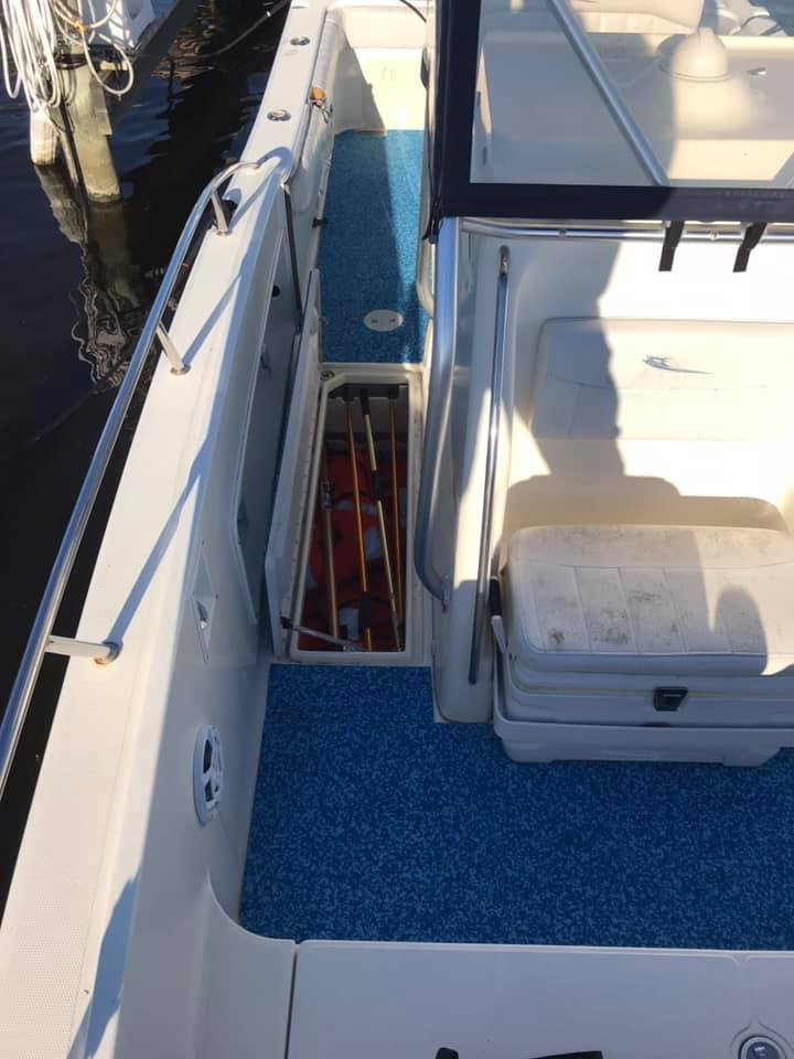 2001 World Cat 266 Center Console The Hull Truth