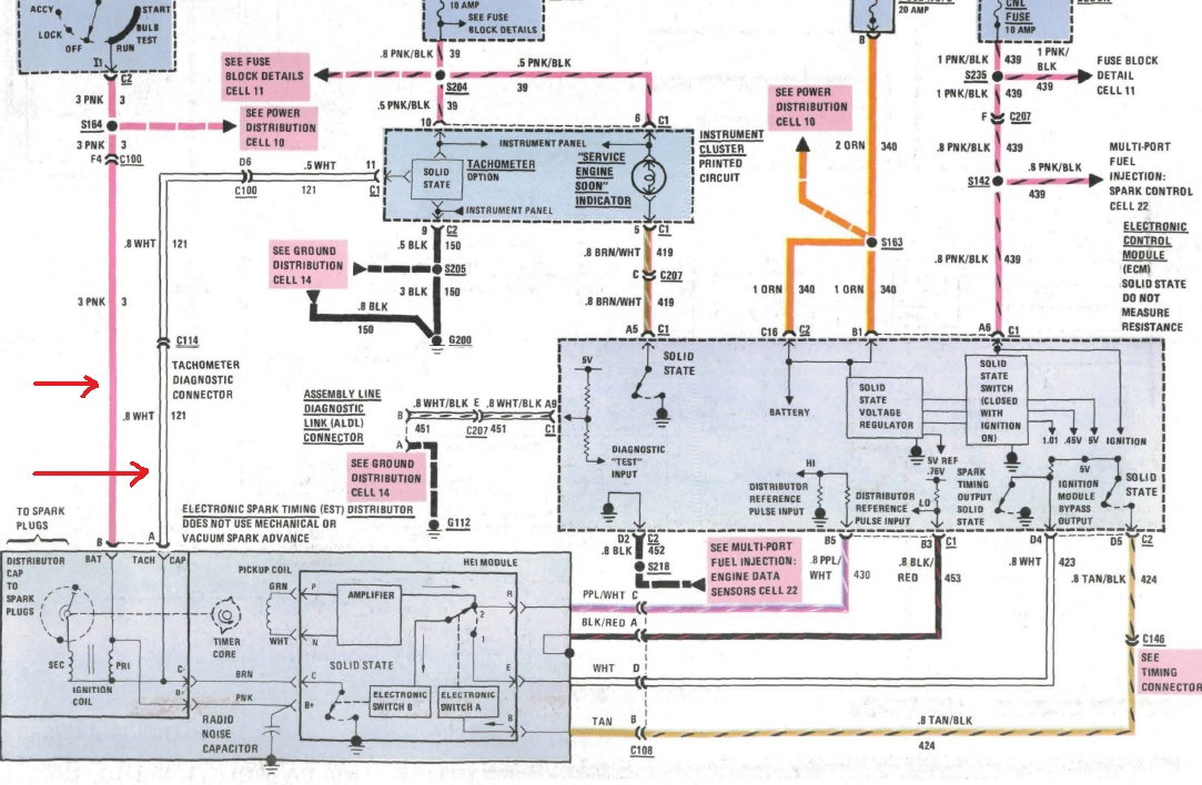 Advanced Wiring Schematic