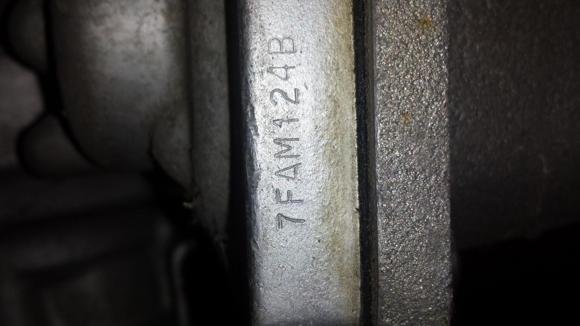 GM rebuilt 700R4 questions/ Identification  - Third