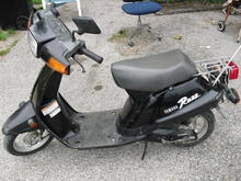 92 Yamaha Razz By Harland