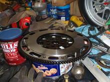 Awesome 8.8 pound flywheel