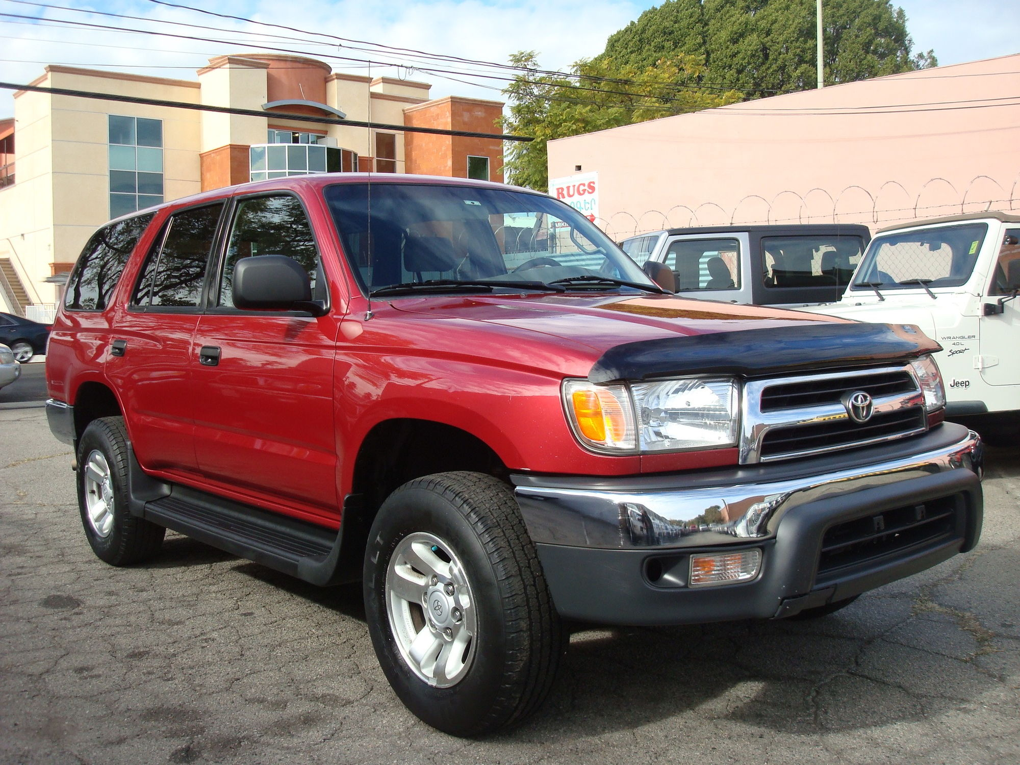 2000 4runner 27l 4x4 5spd Price Yotatech Forums Fuel Filter Location 147000 Miles Manual 8995 Http Drivetoyotalexuscom Listing Cyl