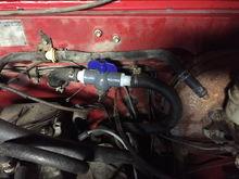 New control valve
