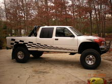 my 1993 truck